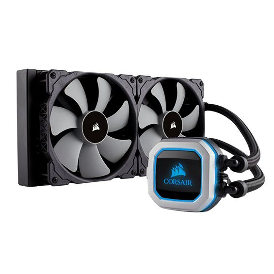 Picture of CORSAIR GAMING COOLING H115I PRO RGB COR-CL-H115I-PRORGB