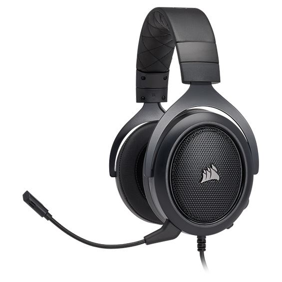 Picture of CORSAIR GAMING HEADSET HS60 SURROUND - CARBON COR-HS-HS60-SURROUND-CRBN