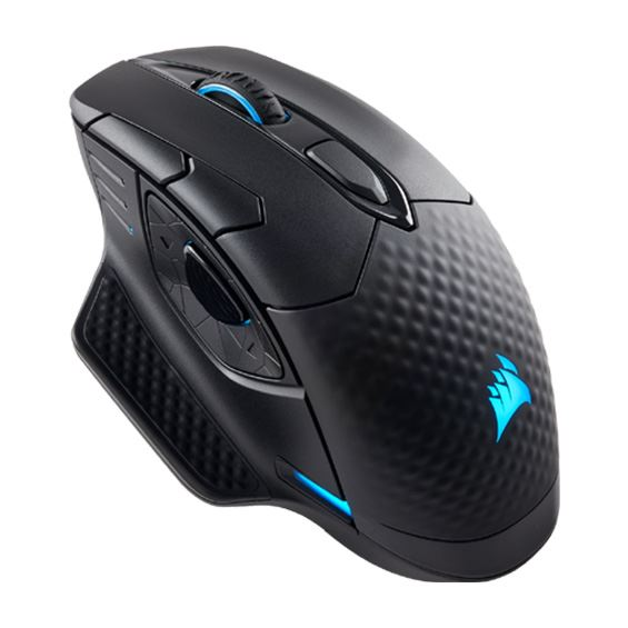 Picture of CORSAIR GAMING MICE DARK CORE SE RGB - BLACK - OPTICAL - 16000DPI COR-MS-DARKCORE-SE-RGB
