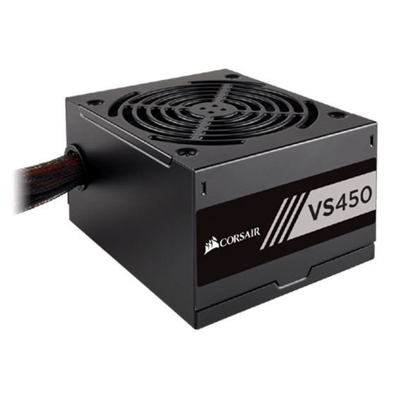 Picture of CORSAIR GAMING PSU NEW VS450 2018 EDITION COR-PSU-VS450