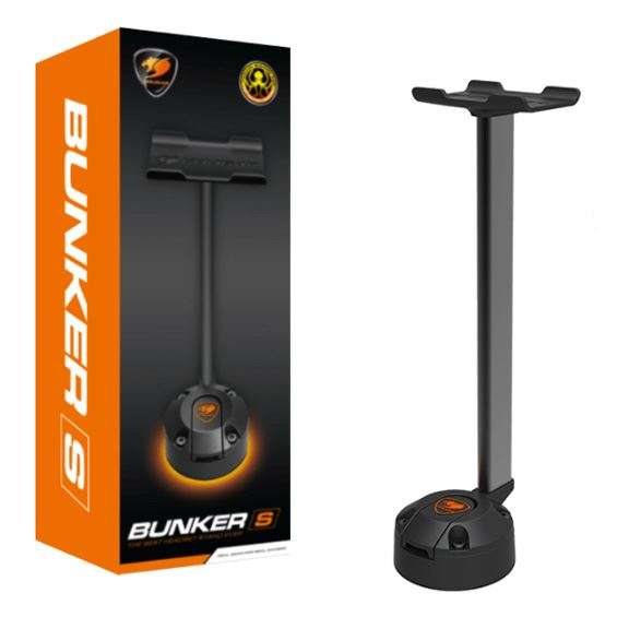 Picture of Bunker S Vacuum Headset Stand