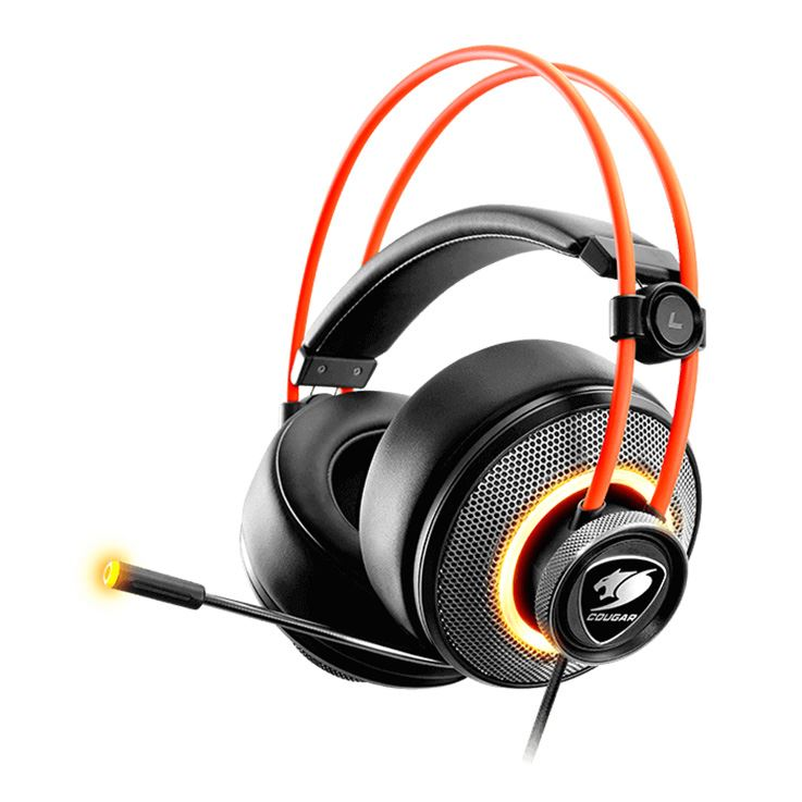 Picture of Headset Immersa Pro RGB / 7.1