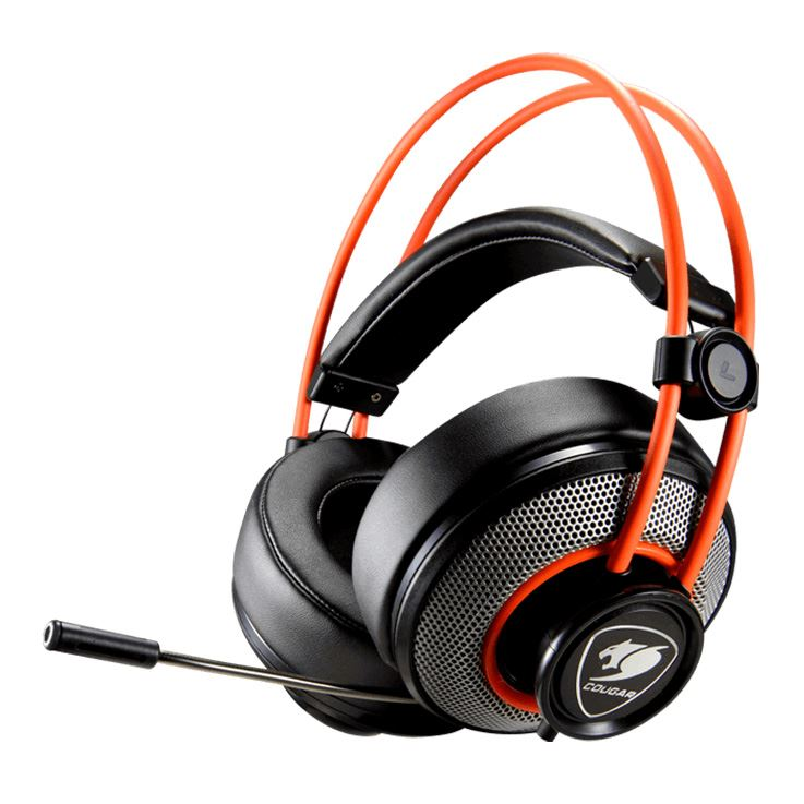 Picture of Headset Immersa Stereo / Driver 40mm