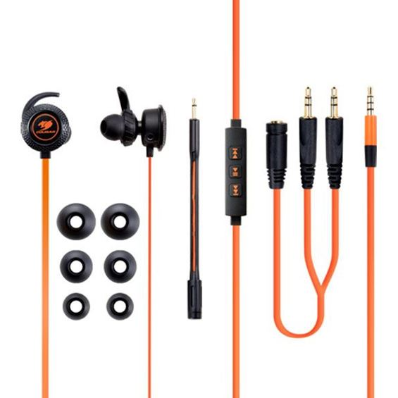 Picture of Headset Megara In-ear / Dualmic / Driver 13.5mm
