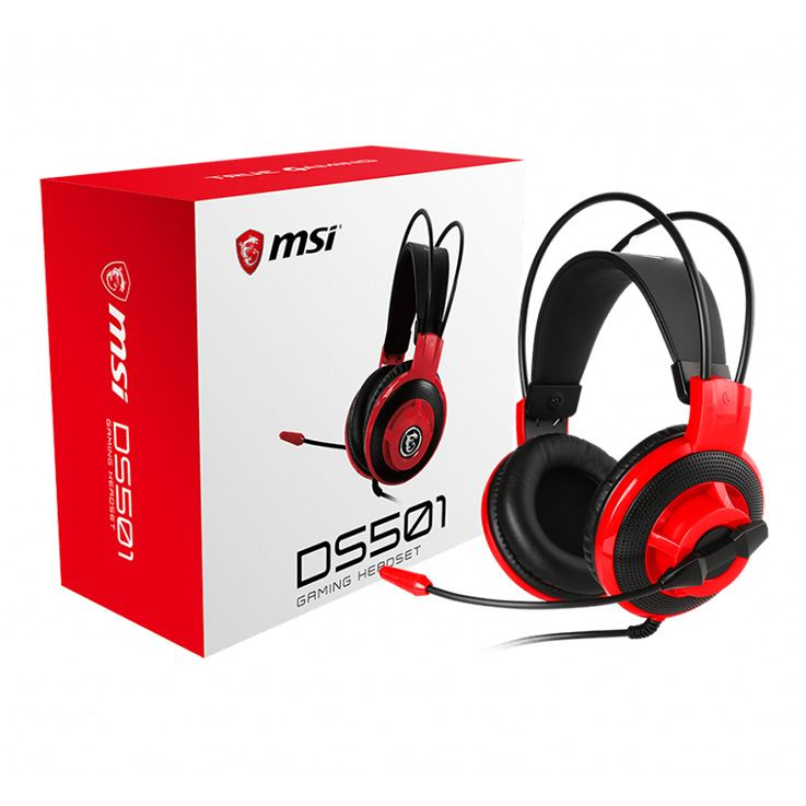Picture of MSI DS501 GAMING HEADSET