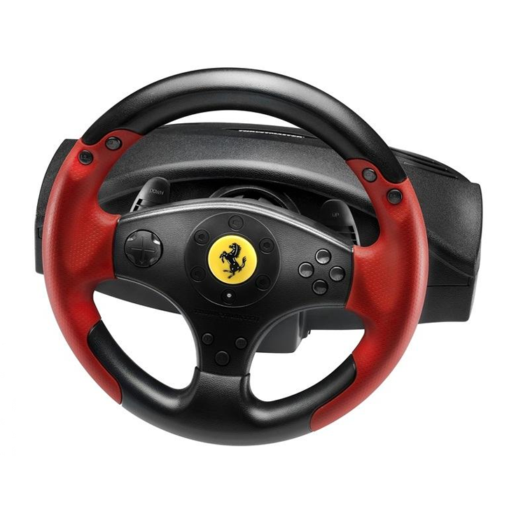 Picture of Thrustmaster Ferrari Racing Wheel: Red Legend Edition