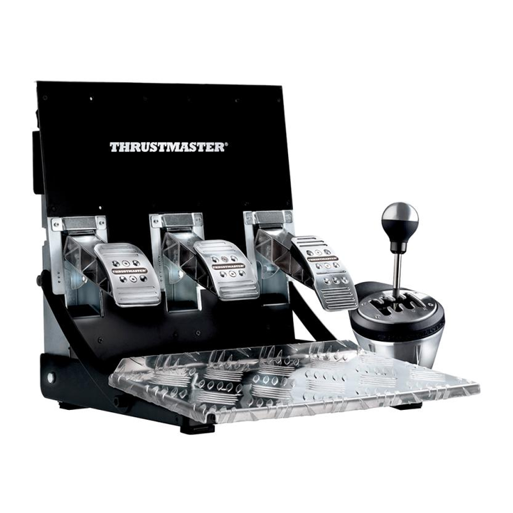 Picture of Thrustmaster TH8A & T3PA Pro Race Gear