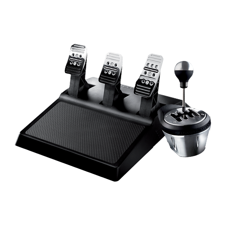 Picture of Thrustmaster TH8A & T3PA Race Gear