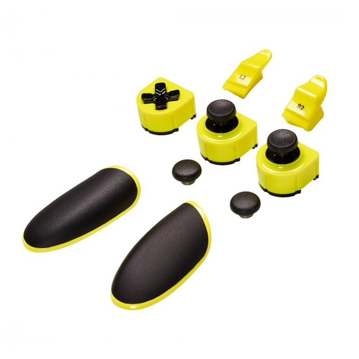 Picture of Thrustmaster E-swap Yellow color pack accessories