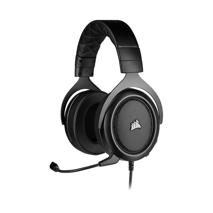 Picture of Corsair HS50 PRO STEREO Gaming Headset - Carbon