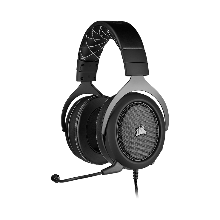 Picture of Corsair HS60 PRO SURROUND Gaming Headset - Carbon