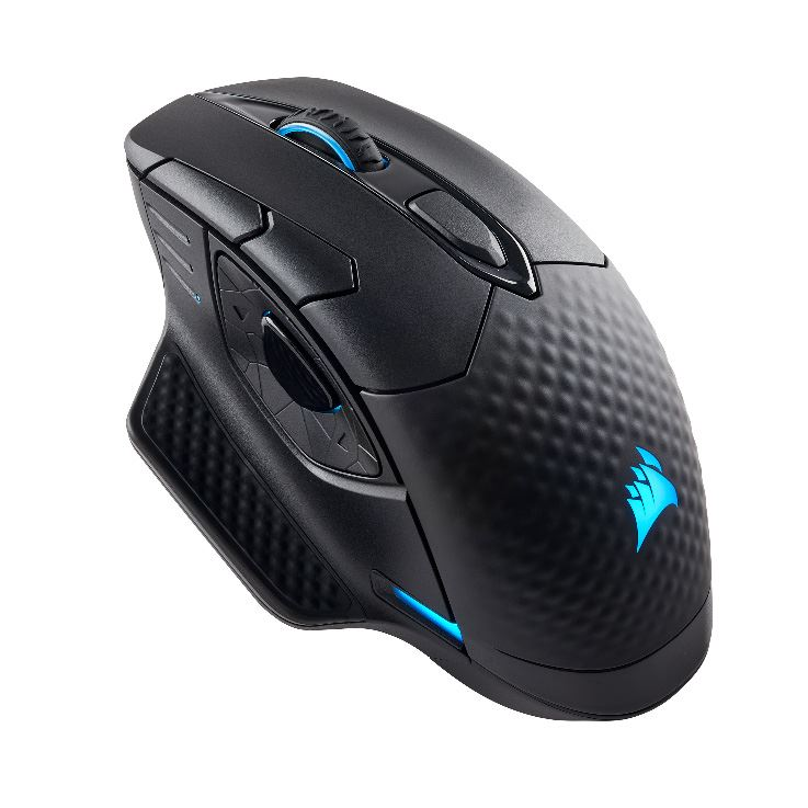 Picture of Corsair DARK CORE RGB Performance Wired / Wireless Gaming Mouse