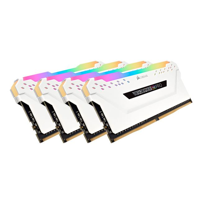 Picture of Corsair VENGEANCE® RGB PRO 64GB (4 x 16GB) DDR4 DRAM 3600MHz C18 Memory Kit