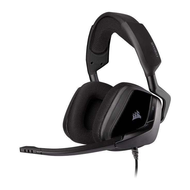 Picture of Corsair VOID ELITE SURROUND Premium Gaming Headset with 7.1 Surround Sound - Carbon