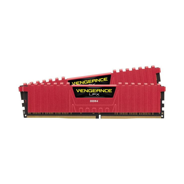 Picture of Corsair  VENGEANCE® LPX 32GB (2 x 16GB) DDR4 DRAM 3200MHz C16 Memory Kit - Red