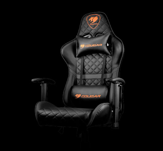 COUGAR ARMOR ONE BLACK - Gaming Chair