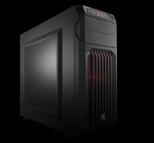 CORSAIR GAMING CASE SPEC-01 RED LED COR-GC-SPEC01-REDLED