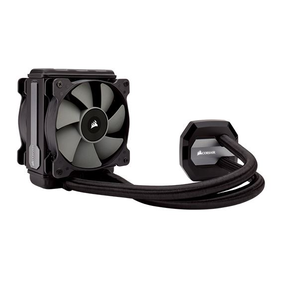 Picture of Corsair CW-9060024-WW Hydro Series H80i V2 120mm High Performance All-In-One Liquid CPU Cooler