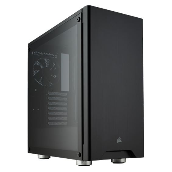 Picture of Corsair Carbide Series 275R Tempered Glass Mid-Tower ATX Gaming Case - Black