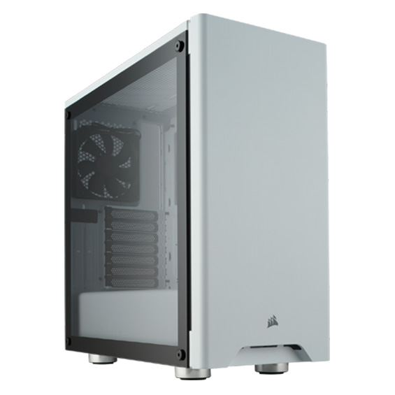 Picture of Corsair Carbide Series 275R Tempered Glass Mid-Tower ATX Gaming Case - White