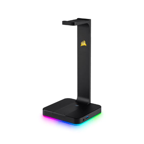 Picture of Corsair Gaming CA-9011167-EU ST100 RGB Premium Headset Stand with 7.1 Surround Sound
