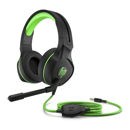 Picture of HP Pav Gam 400 Grn Headset
