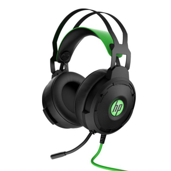 Picture of HP Pav Gam 600 Grn Headset