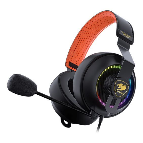 Picture of COUGAR PHONTUM PRO - The Universal Gaming Headset - Black
