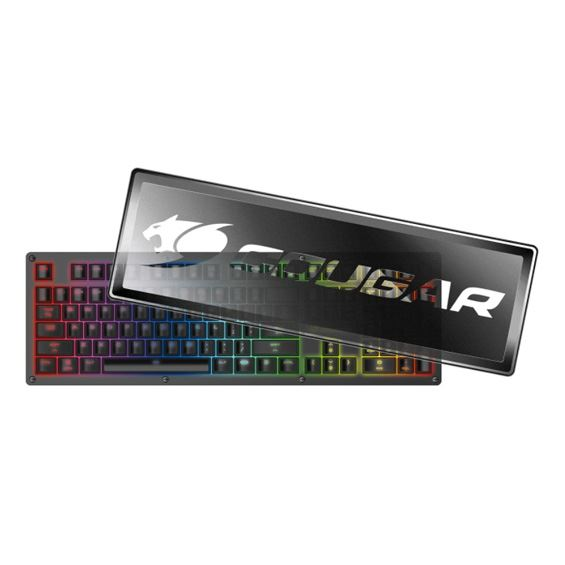 Picture of COUGAR PURI RGB - Mechanical Gaming Keyboard