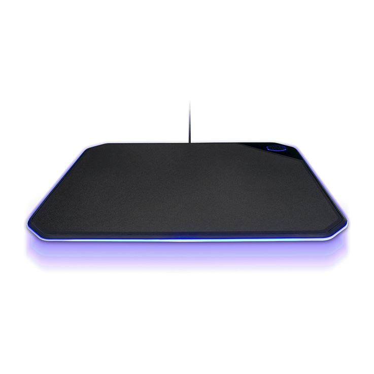 Picture of Cooler Master Masteraccessory MP860 RGB Hard/Soft Double Sided Mousepad