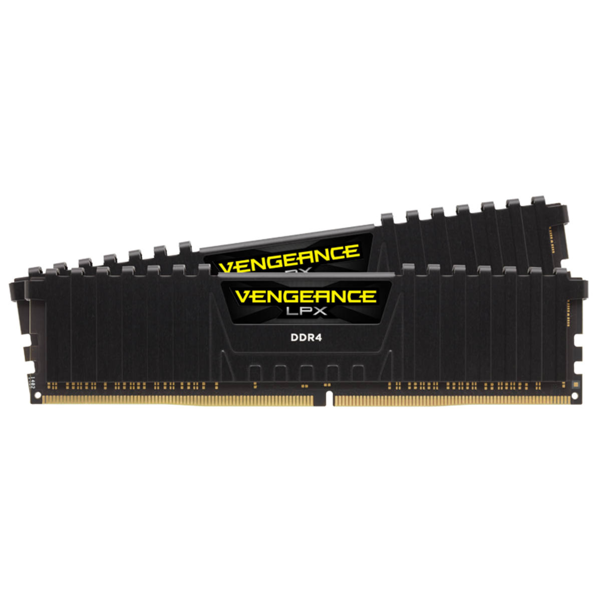 Picture of Corsair  VENGEANCE® RGB PRO 16GB (2 x 8GB) DDR4 DRAM 2666MHz C16 Memory Kit - Black
