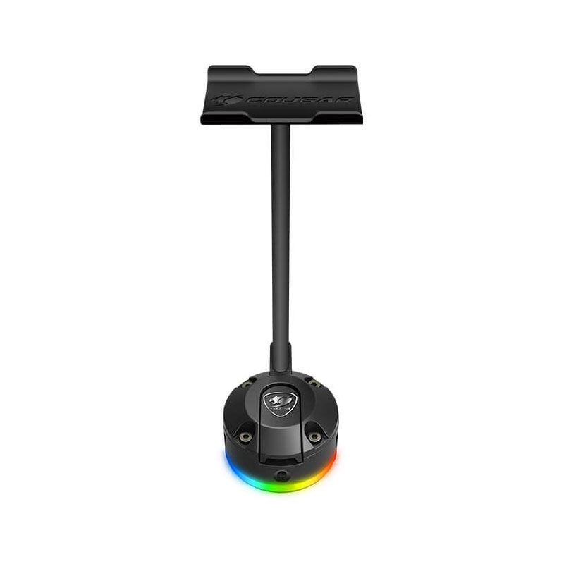 Picture of Cougar Gaming Headset Stand Bunker S RGB, USB Hub, RGB, Vaccum